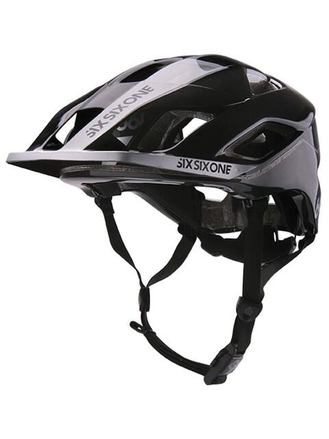 SixSixOne EVO AM MIPS Cykelhjälm svart